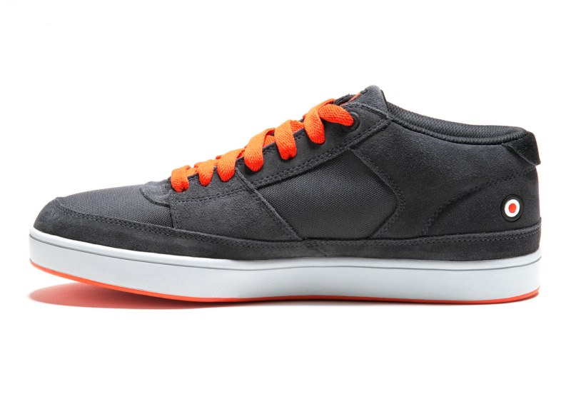 Five Ten Spitfire Zapatillas 10,5 dark grey/orange